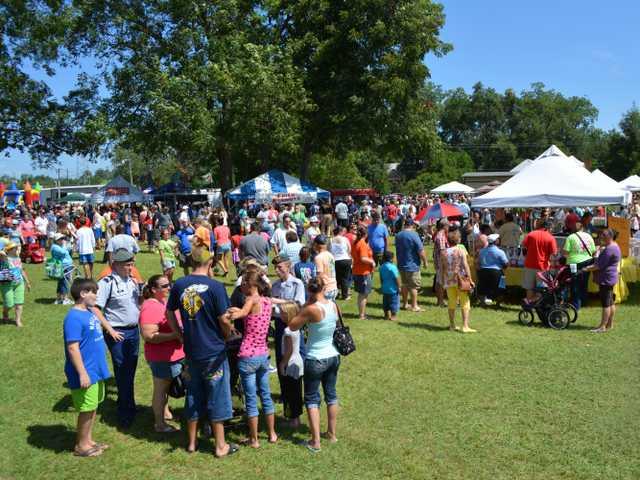 26th Annual Brooklet Peanut Festival