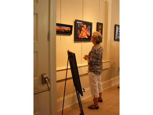 Lori Grice Exhibit: Travels Through Time