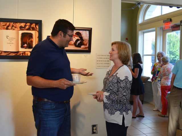 Lori Grice Exhibit: Travels Through Time