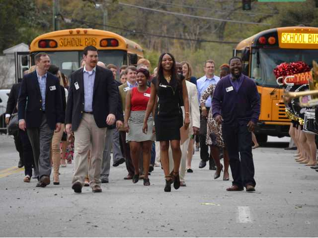 Leadership GA Visits Statesboro