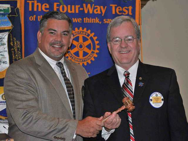 Downtown Rotary Celebrates 20 Years