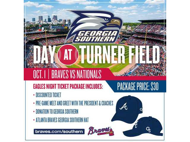 Eagle Nation at Turner Field