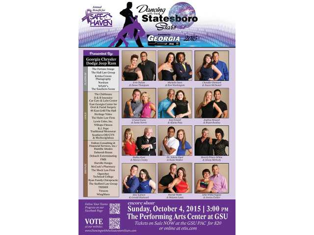 Dancing with the Statesboro Stars