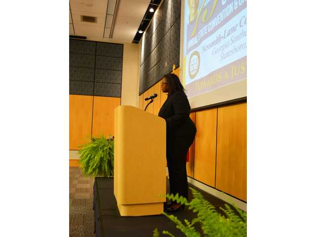 NAACP State Convention in Statesboro