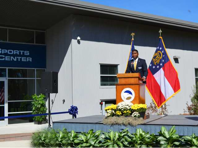 GSU Opens Shooting Sports Center