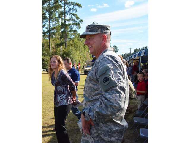 National Guard Change of Command