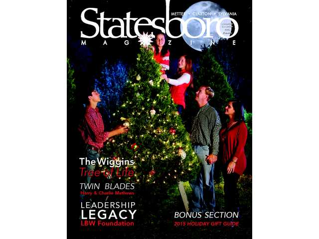 Statesboro Magazine Nov/Dec 2015