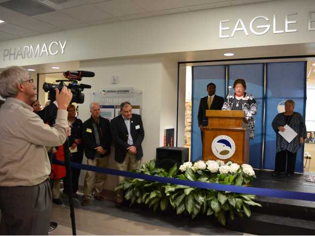 GSU Opens New Health Sciences Building