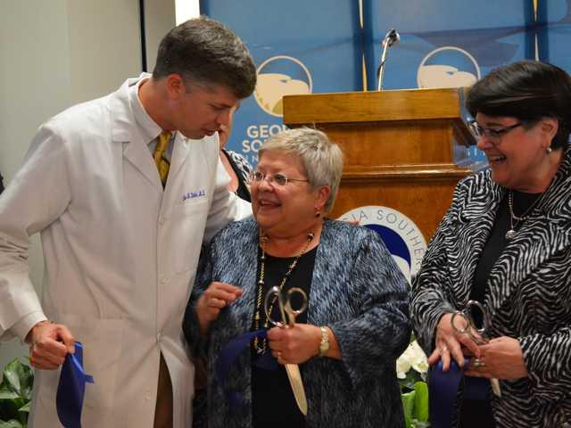 GSU Opens New Health Sciences Building