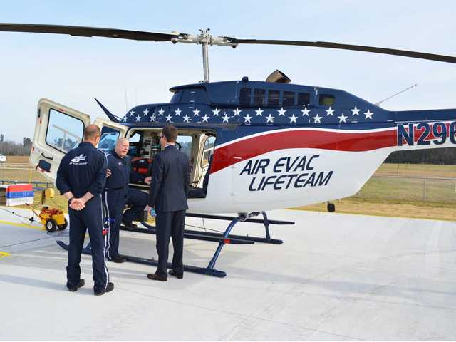 AirEvac Opens New Headquarters