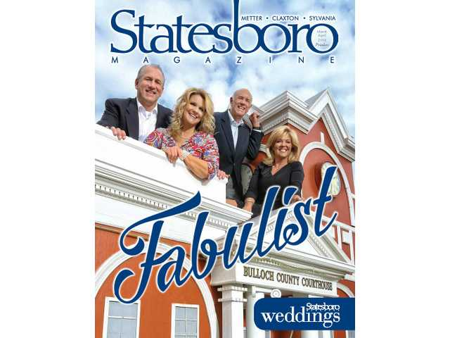 Statesboro Magazine March/April 2016