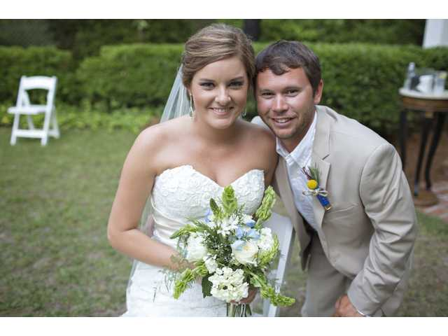 Eckles and Ball Wedding