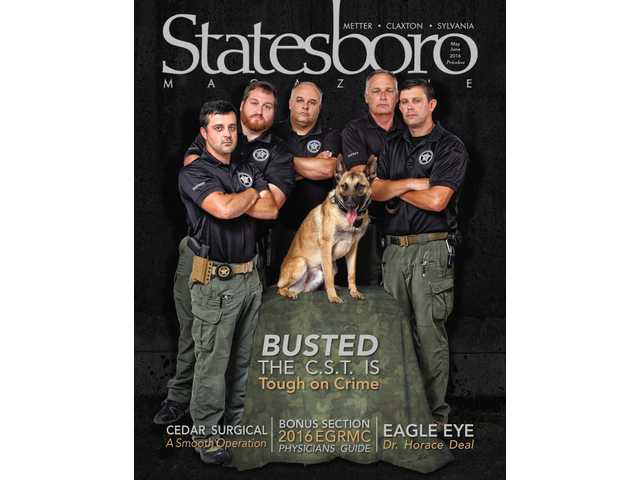Statesboro Magazine May/June 2016