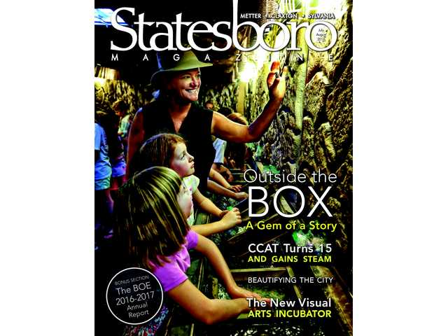 Statesboro Magazine July/August 2016