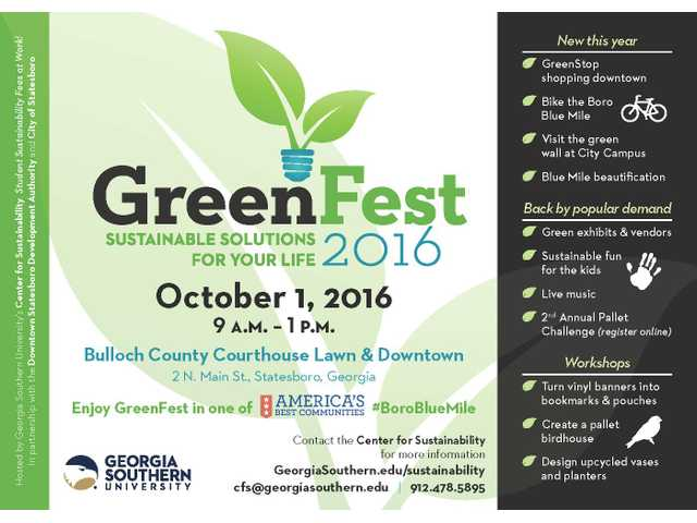 GreenFEST 2016