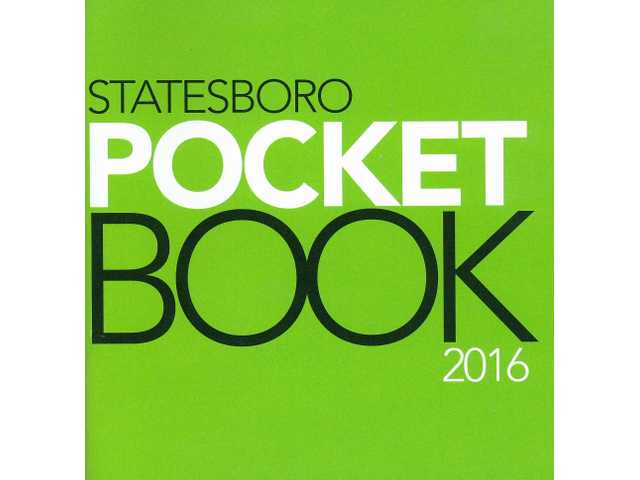 Statesboro PocketBook 2016
