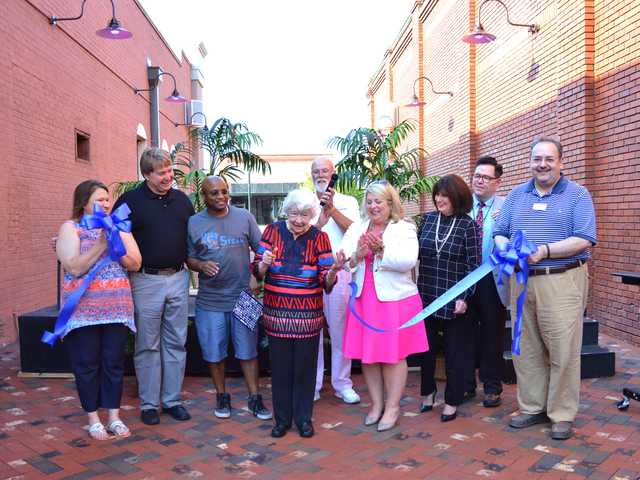 Roxie Remley Fine Arts Center Opens
