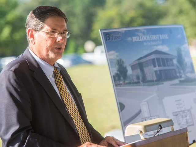 Bulloch First Breaks Ground