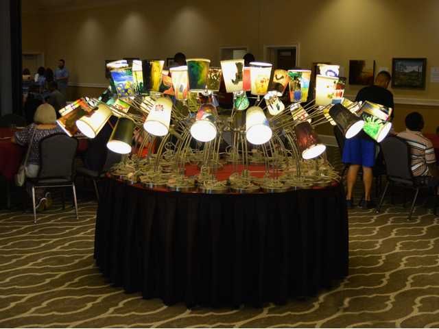 Art Night at SpringHill Suites