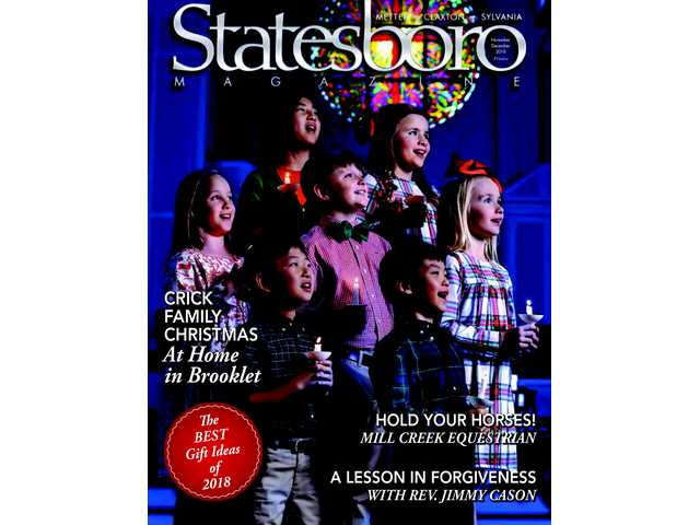 Statesboro Magazine Holiday Edition 2018