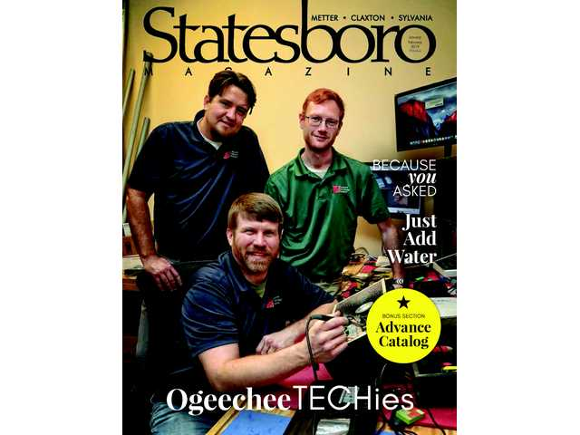 Statesboro Magazine Jan/Feb 2019