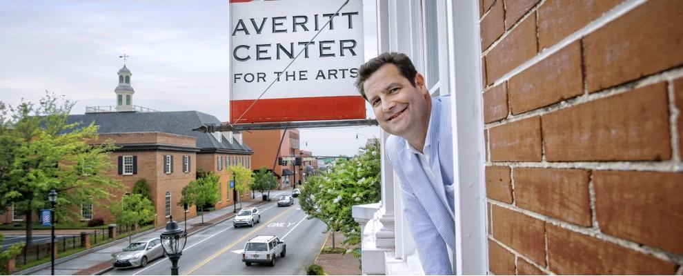 Jamie Grady Plays New Role at the Averitt