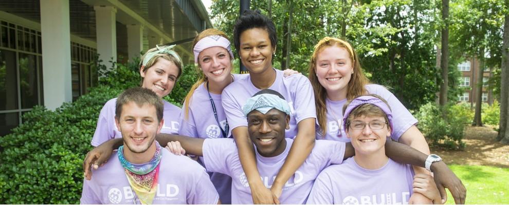 Student Leadership Volunteers