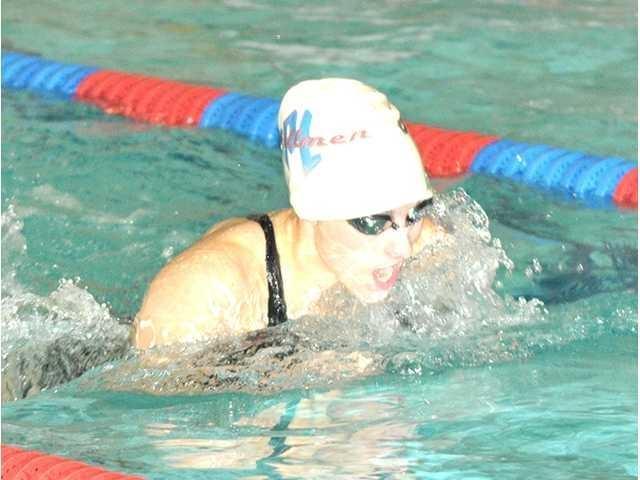 hillmen win three during busy week in the pool