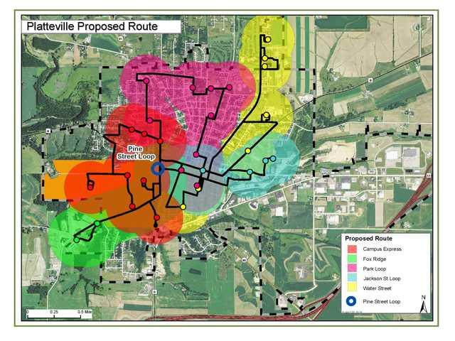 Hearing On Combining Platteville Taxi Uwp Shuttle Tuesday
