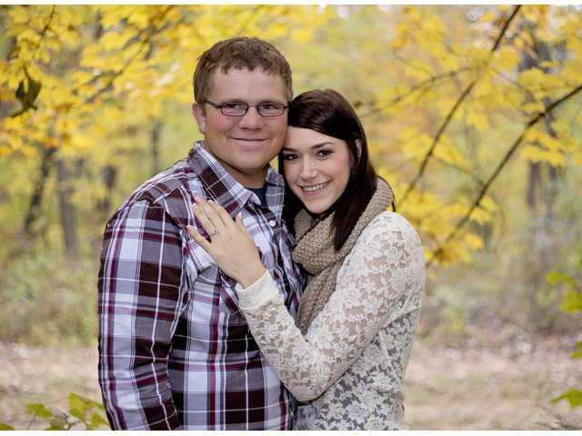 Walker, Bartels to take vows in Boscobel