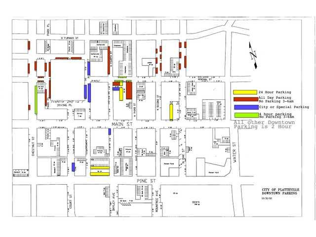 Platteville Parking Pondered Again With Building Projects
