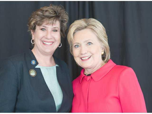Shilling endorses Clinton for president