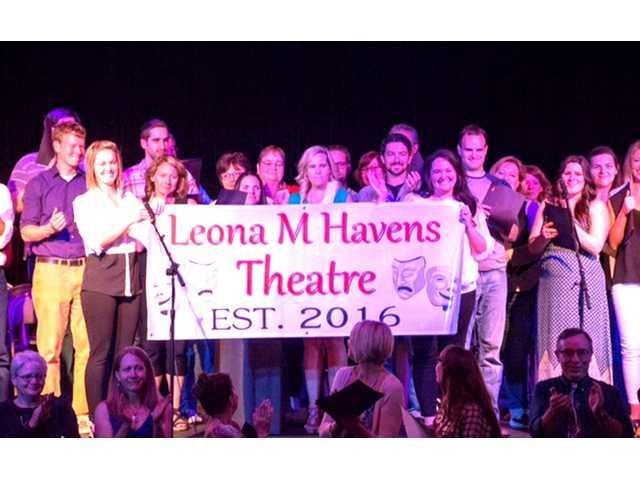 DHS theatre named after Havens