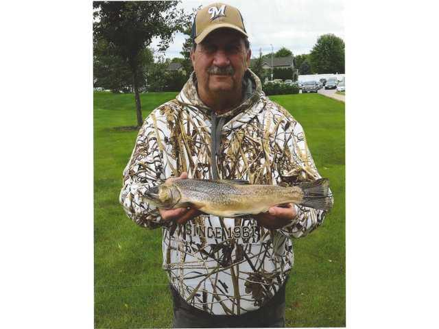 Angler creates a state record for the rare tiger hybrid trout