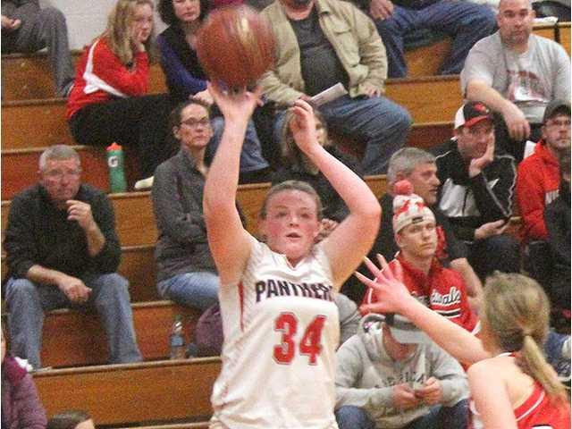 Lady Panthers rally for second SWAL win