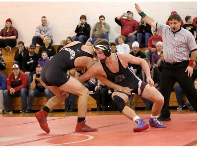 Wrestlers fall to Iowa-Grant/Highland