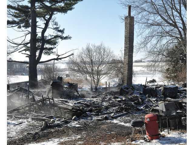 House fire fatally injures rural Boscobel man