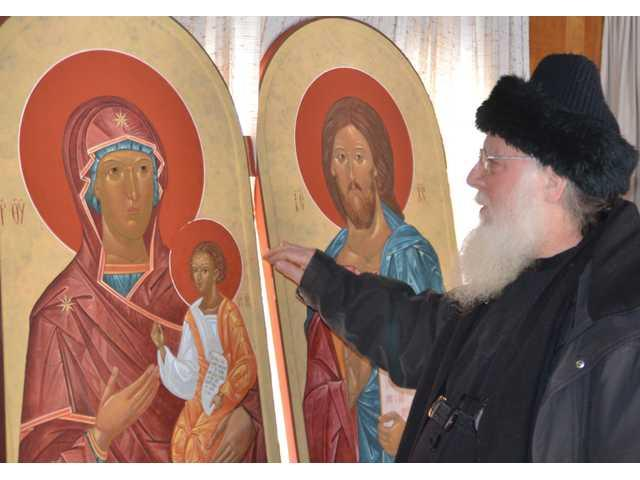 Boscobel monastery keeps ancient tradition of iconography alive