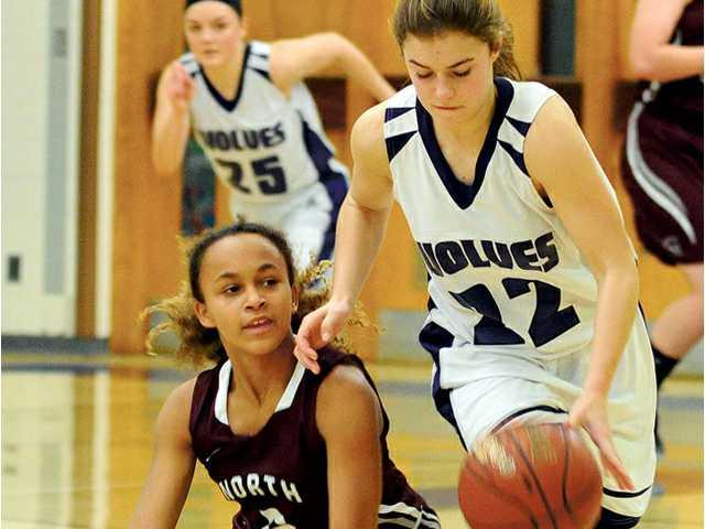 River Ridge girls rise to the top at own tourney