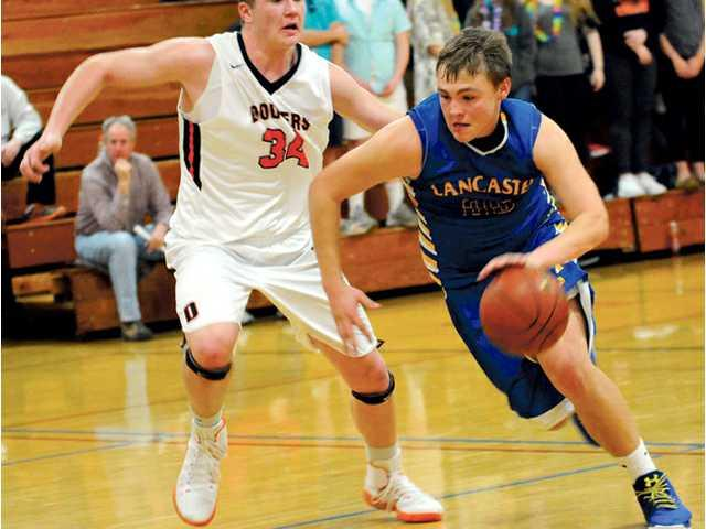 Lancaster boys pick up SWC win over Dodgeville