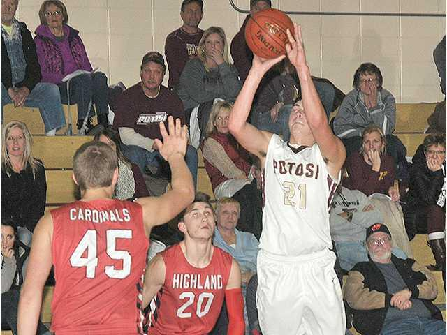 First-place Cardinals hold off cold-shooting Chieftains