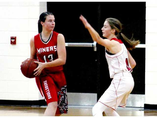 Lady Miners secure lead atop West with two wins