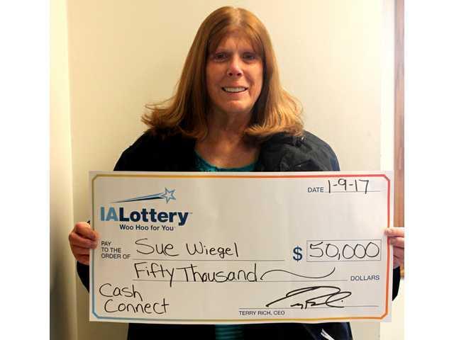 Shullsburg resident wins $50,000 lottery