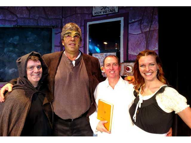 "Pop Factory Players present ""Young Frankenstein"""