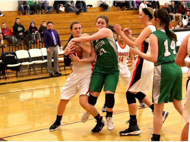 Lady Braves unable to slow down Zephyrs