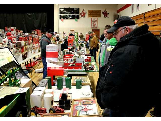 Pancake Breakfast and Toy Show a success