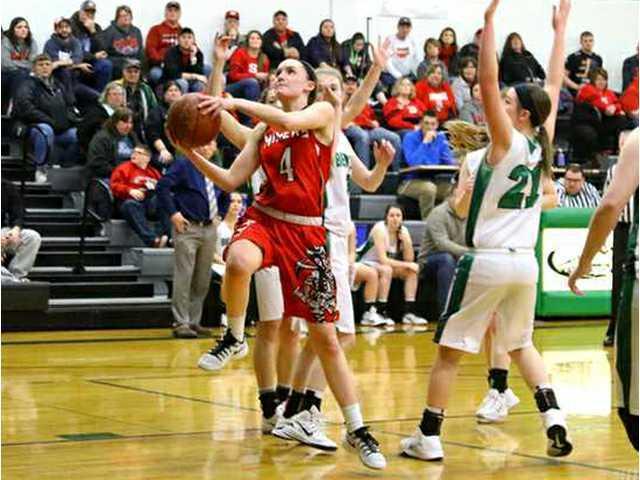 GAMES OF THE WEEK: Girls basketball