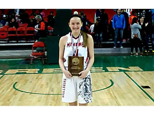 Rennert wins WIAA Girls' 3-Point Challenge