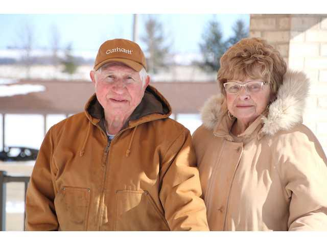 Citizen of the Month - Bill and Doris Wiederholt