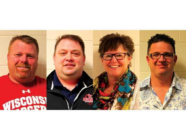 Four candidates for Darlington School Bd.